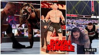 WWE Royal Rumble 2021 Highlights 1 2 2021 WWE Royal Rumble 2021 Highlights Today 7Starggsnews