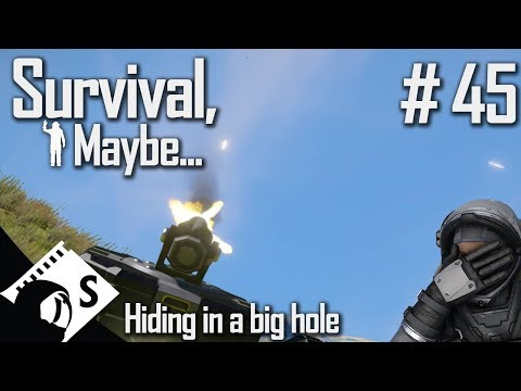 Survival, Maybe #45 Hopefully the sandbags hold A Space Engineers Survival Series