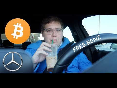 How I Got A Free Mercedes With Bitcoin Profits (NOT CLICKBAIT)