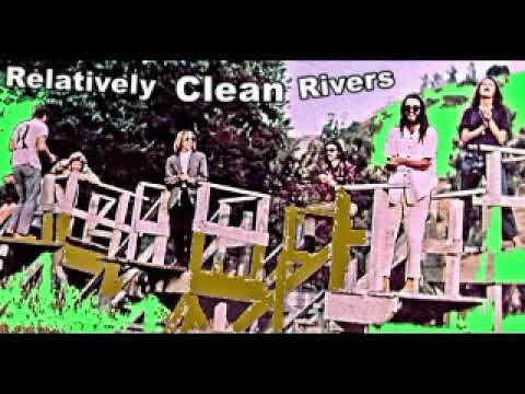Relatively Clean Rivers -  Relatively Clean Rivers - 1975 - (Full Album)