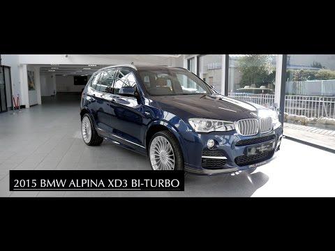 BMW Alpina XD BiTurbo YouTube - X5 alpina