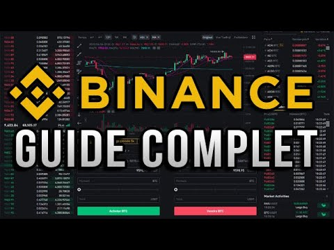 Trader les Crypto-monnaies sur Binance - Guide Complet