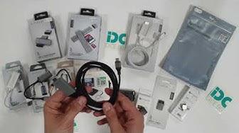 Селекция USB-C адаптери от 4Smarts и Satechi