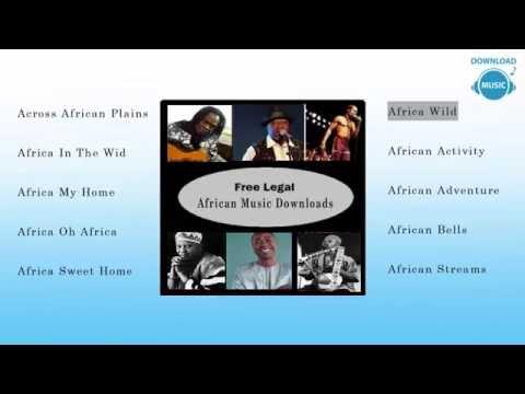 African Music Downloader Free - 2015