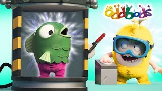 MERMAID EXPERIMENT | Oddbods Show Full Episodes | Funny Cartoons