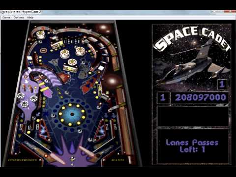 Windows Pinball - EPIC 10 BALL MULTIBALL!