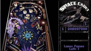 Windows Pinball - EPIC 10 BALL MULTIBALL!