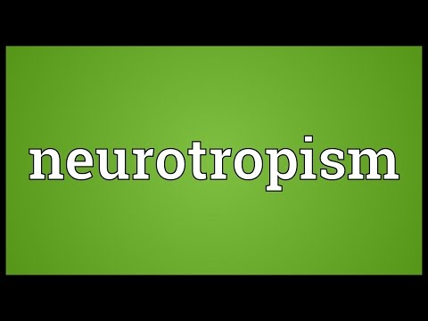 Header of neurotropism