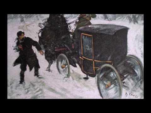 Клип Петлюра Виктор - Мчится карета