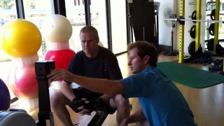 The MaD CA physical assessment 1 March 2011 - rowing