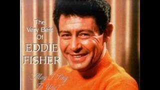 EDDIE FISHER - THEY CALL THE WIND MARIA.