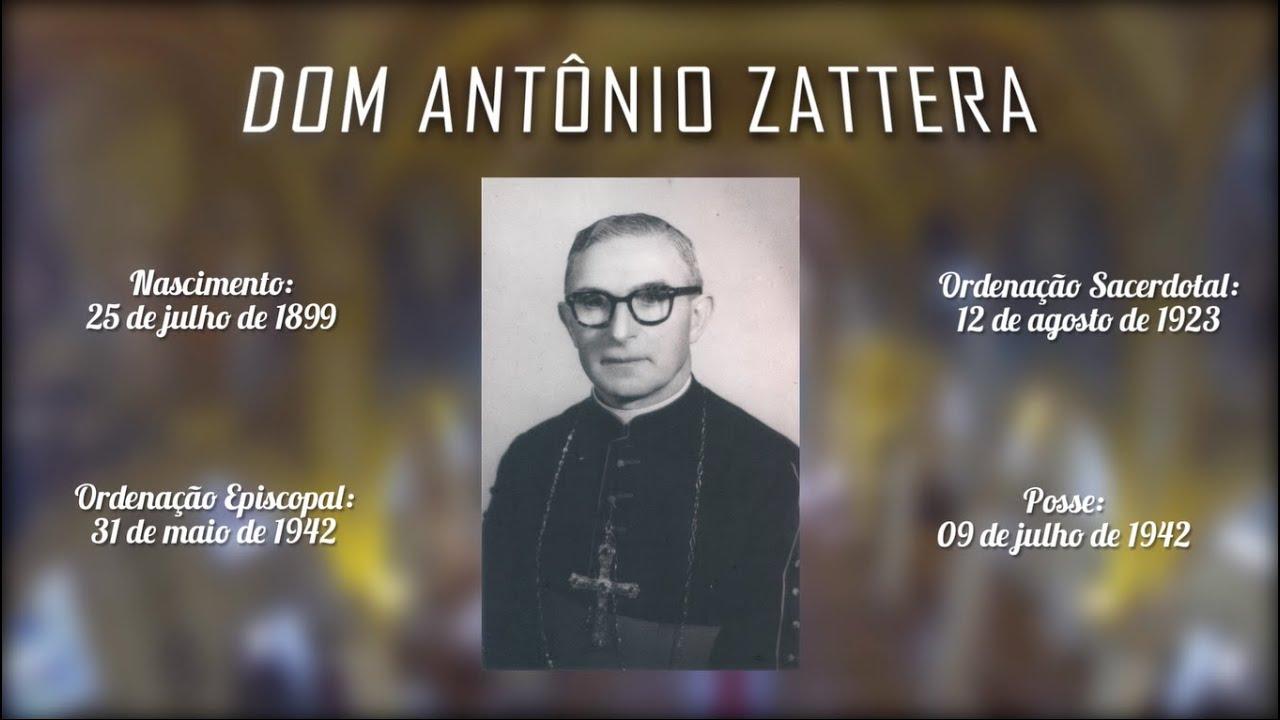 110 anos da Diocese de Pelotas | EP03 - Dom Antônio Zattera