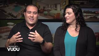 Incredibles 2 - Interview with Animators Dave and Jessica Torres (Vudu Exclusive)