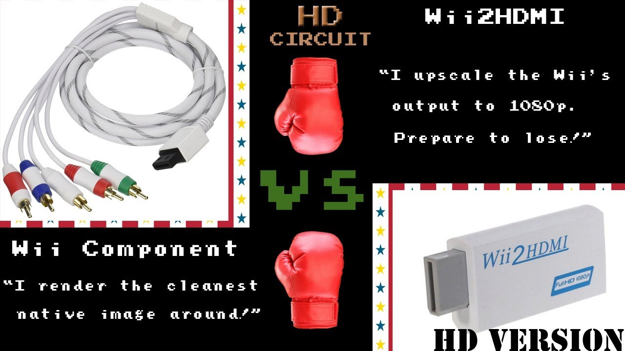 WSTD Wii2HDMI Converter: Does it Work? - Lumpz Media
