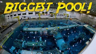 Neutral Buoyancy Lab NASA | JONATHAN BIRD