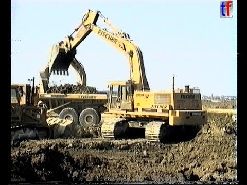 HUGE EARTHMOVING FLEET - CAT 245D, D300D, Dozer, Mercedes, M