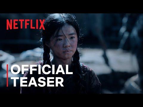 Kingdom: Ashin of the North | Teaser Trailer | Netflix