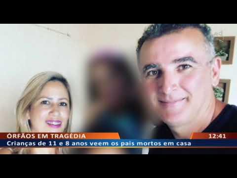 DFA - PM mata esposa e se mata dentro de casa após briga