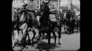 Parademarsch (Österreich) / Ostfront / Erster Weltkrieg