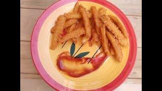 Baby Corn Fritters | Fried Baby Corn | Baby Corn Pakoda