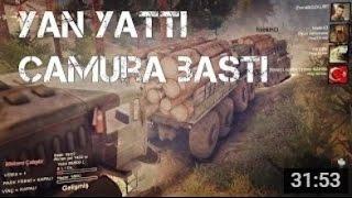 ÇAMURA BATTI!! SPİNTİRES Logitech G27