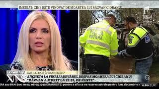 Laura Vicol a venit să prezinte rezultatul anchetei morţii și misterul poziției lui Răzvan Ciobanu!