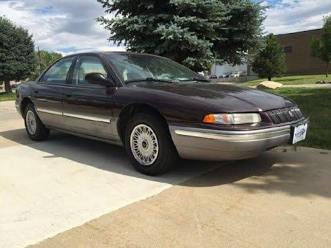 Chrysler Concorde For Sale Longmont Co At