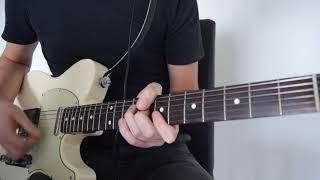 Bernadette - Four tops (guitar cover playalong improvisation)