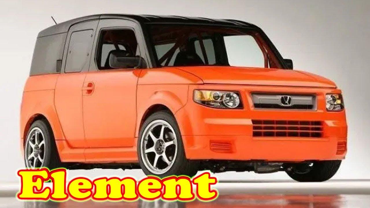 2021 Honda Element Overview