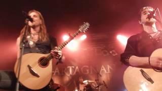Heldenlied - D'Artagnan - Munich 11/05/2016