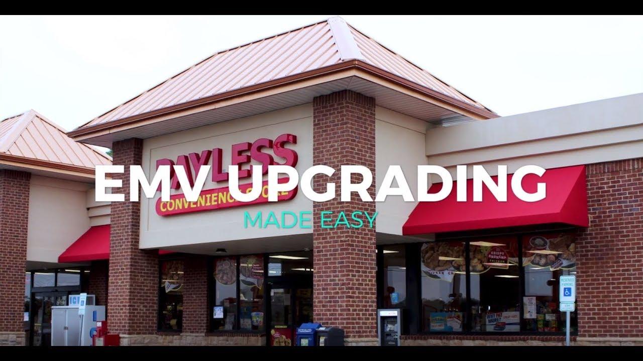 EMV Upgrade Made Easy