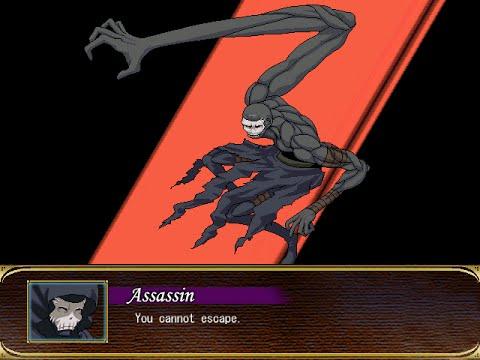 Battle Moon Wars - True Assassin Attacks