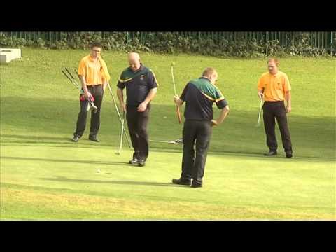 Pitch and Putt Intercounty 2010 St Annes Cork Ireland Part 2