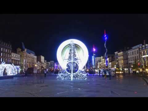 Clermont-Ferrand ville lumière
