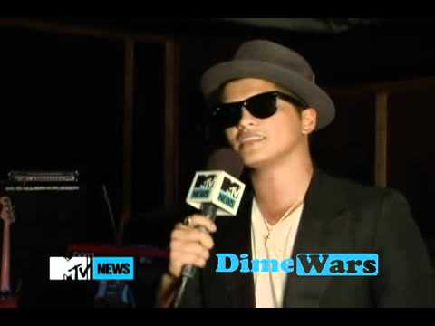Bruno Mars Talks About CeeLo Session