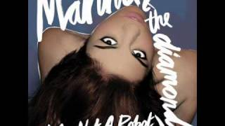 [4.37 MB] Marina and The Diamonds - I Am Not A Robot (Passion Pit Remix)