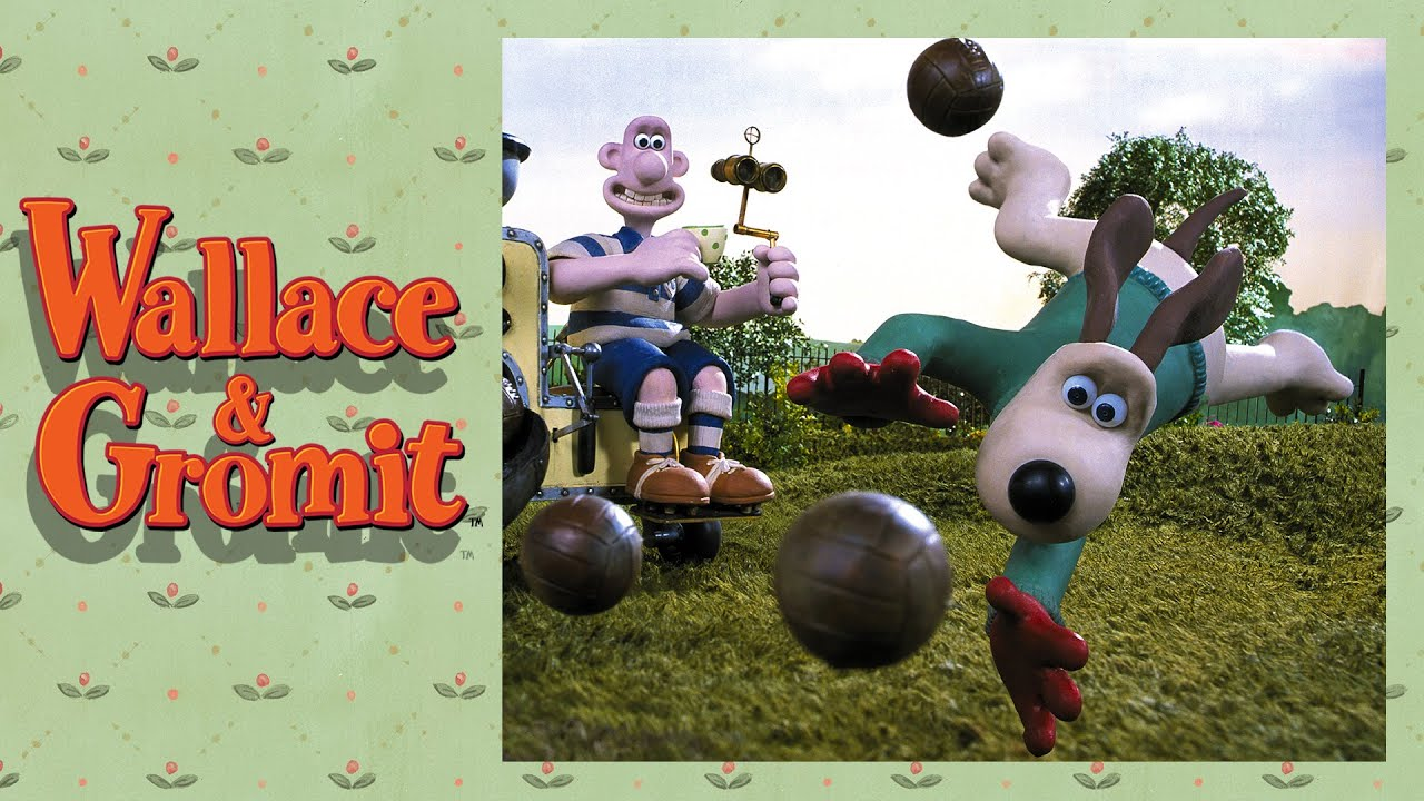 Wallace & Gromit's Cracking Contraptions - The Soccamatic - Wallace & Gromit's Cracking Contraptions - The Soccamatic