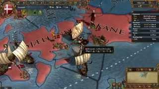 Europa Universalis IV [#1] - Wredna Szwecja /w RashU & Rebeliant
