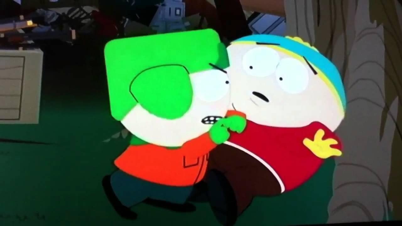 Eric Cartman crying be...