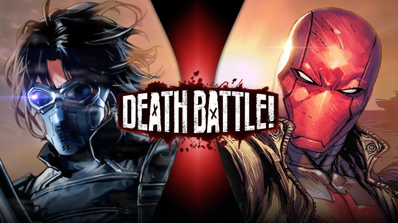 Winter Soldier VS Red Hood (Marvel VS DC) | DEATH BATTLE!