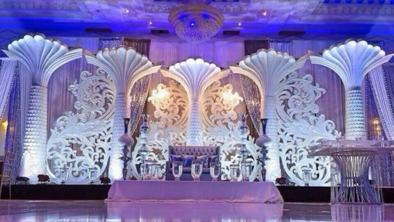 Best Wedding Stage Decoration Design Ideas 2018 Diy