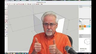 Sketchup Tutorial LESSON 10: Changing Dimensions