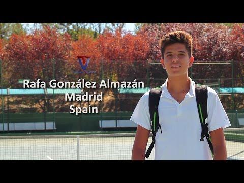 College Tennis Recruitment - Rafael González (Spain) - FALL 2016 [SUCCESS]
