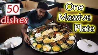 biggest thali