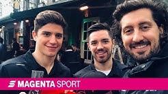 Mit den Tiffels-Brüdern unterwegs in Köln | Kühlbox LIVE | MAGENTA SPORT