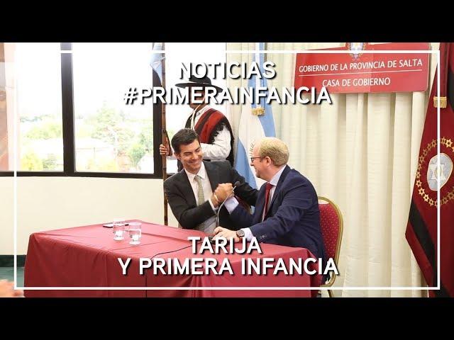 Ministerio de la Priemra Infancia - Tarija aplica el Modelo de Primera Infancia