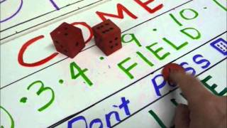 Craps For Dummies, Learn The Easy Way To Play Craps
