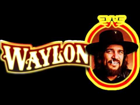 01. Clyde - Waylon Jennings - Live