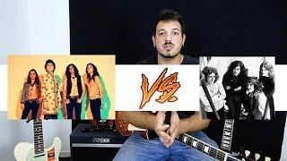 Greta Van Fleet VS Led Zeppelin _-_-_ ¿Cómo suena el nuevo grupo de moda?