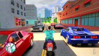 gta vice city 2018 graphics mod
